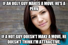 Ugly Guy Meme - ugly girls who think theyre hot meme lekton info