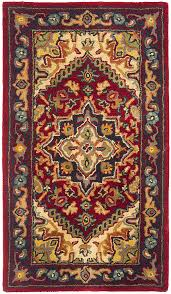 amazon com safavieh heritage collection hg625a handmade