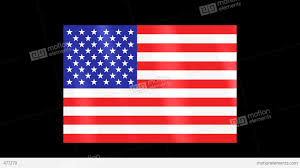 Flag Of The United States Of America National Flags 4 Usa United States Of America Stock Animation 477270