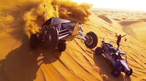 lexus v8 dune buggy video 800bhp buggies destroy dubai u0027s dunes top gear