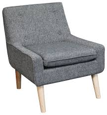 Retro Accent Chair Brockston Fabric Accent Chair Midcentury Armchairs And Accent