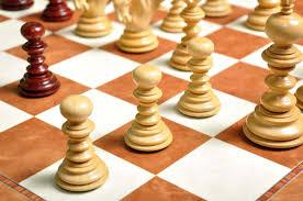staunton savano luxury chess set box and board combination blood