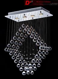 crystal ceiling lights modern new modern pendant lamp spherical hanging beads crystal ceiling