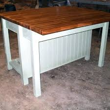free standing kitchen island with seating free standing kitchen island table freestanding with drawers