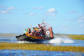 fan boat tours miami everglades airboat adventure tour with transportation am miami