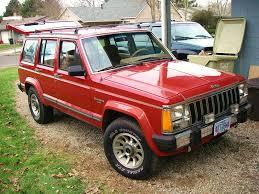 jeep cherokee chief xj jeep cherokee klassiekerweb
