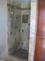 Shower Stall With Door Single Shower Stalls Kits Showers The Home Depot With Stall