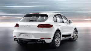 2015 porsche macan turbo more functionality for the macan