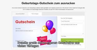 Fc Bayern Gutschein Vorlage by Gutschein Zum Ausdrucken Geburtstag Good Previous Page With