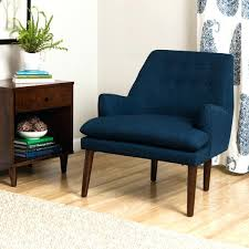 Blue Accent Chair Impressive Navy Blue Accent Chairs With Innovative Dark Chair Best