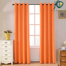 Burnt Orange Sheer Curtains Seemly Blue Kitchen Curtains Together With Yellow Together With