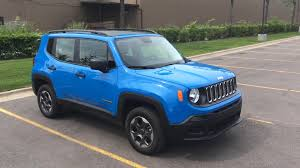 jeep renegade trailhawk blue daily driver 2015 jeep renegade sport 4x4 autoblog