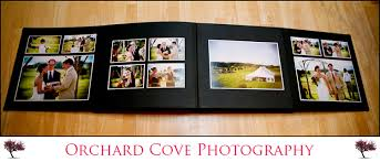 matted wedding album chris leigh s matted album vt wedding photographer orchard