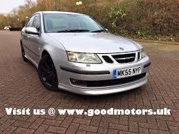 2005 saab 93 aero 2 0turbo 210bhp service history full leathther
