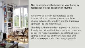 Residential Interior Design Firms by The Best Interior Design Firms In Mumbai For Your House