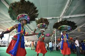 traditional performances the end dussehra celebrations in
