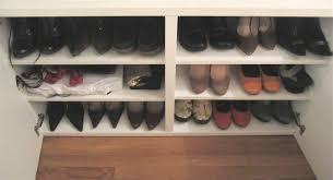 a discreet shoe cabinet