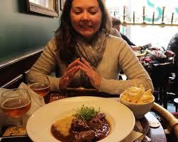 bruges cuisine what i ate in belgium belgian food pandatrot travel