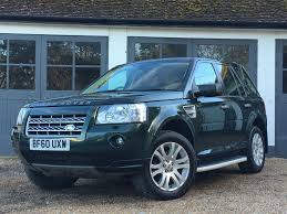land rover metallic used metallic galway green land rover freelander for sale west