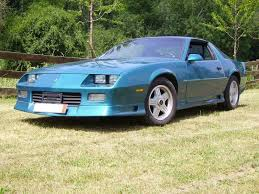 92 camaro rs what car did you fantasise about owning when you were 16
