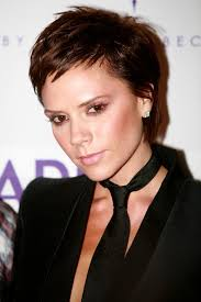 short hairstyles and cuts victoria beckham super short haircut