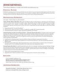 cover letter sample for personal banker job mediafoxstudio com