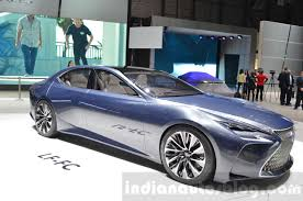 lexus lfa concept lexus lf fc concept at the 2016 geneva motor show indian autos blog