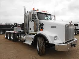 2013 kenworth t800 price used 2013 kenworth t800 ext cab tri axle daycab for sale in ms 6520