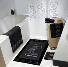 Mickey Home Decor Sophisticated Mickey Mouse Bathroom Fixtures Accessories Ideas