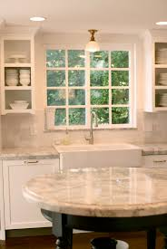 Kitchen Sink Island Afraid Of Fragile Marble Go With The Super White Quartzite Or