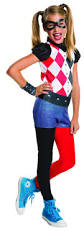 dragonfly jones halloween costume kids harley quinn costume size large 12 14 620744