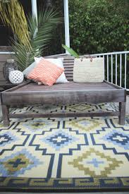 Recycled Plastic Outdoor Rug Bleached Ivory Basket Weave Jute Rug Rug Features Traditional