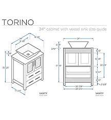 bathroom sink size guide standard bathroom vanity cabinet height ideas pinterest