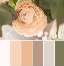 soft skin apricot u0026 olive color wedding first class event color