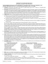 contract of purchase and sale 3a ave pdf real estate broker