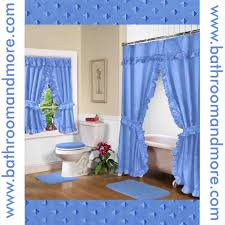 Matching Bathroom Window And Shower Curtains Bathroom Window Curtains With Matching Shower Curtain 2016