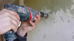 how to remove paint from concrete rendered plastered floated