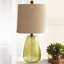 Pier One Imports Kitchen Table by Green Seeded Glass Table Lamp Pier 1 Imports
