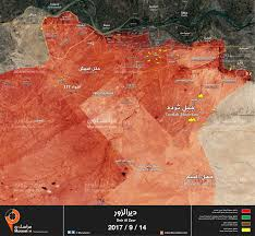 Huge World Map by Breaking Syrian Army Capture Huge Areas From Isis West U0026 East