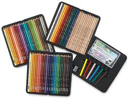 prismacolor watercolor pencils prismacolor premier mixed media set blick materials