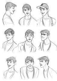 disney character design visual development expression jin