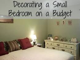 small bedroom decorating ideas on a budget redecorating bedroom dynamicpeople