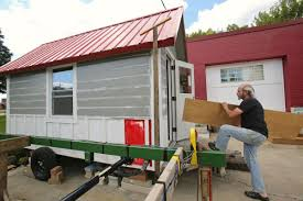 one year in madison u0027s village of tiny houses wins over many