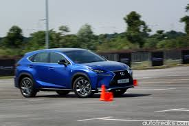 lexus sedan malaysia lexus nx first drive impression lowyat net cars