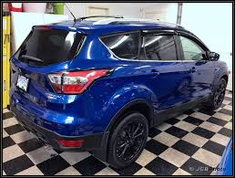 Ford Escape Blue - back from the shop 2013 2014 2015 2016 2017 ford escape