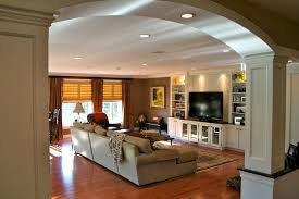 Colonial Kitchen And Great Room Addition Traditional Family - Great family rooms