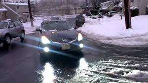 nissan altima coupe in snow 2010 nissan altima transmission problems nj youtube