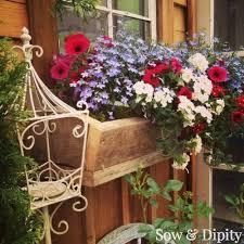 10 window box planter ideas