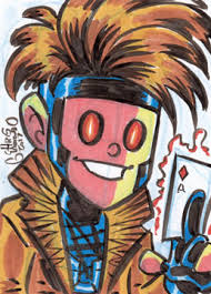 sketch cards archives chris giarrusso