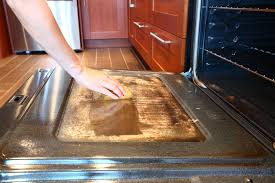 how to get grease buildup cabinets how to remove oven grease ovenclean